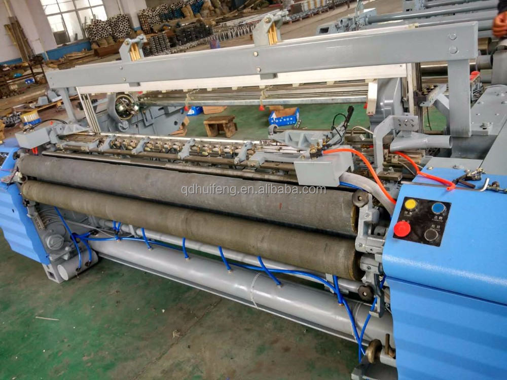 China The Belt and Road Fabric Weaving Loom/ Power loom/ Air Jet Loom