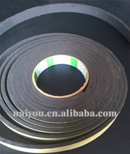 NBR Absorption Round Adhesive Seal Foam Tape
