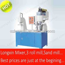 Hydraulic Planetary mixer offset ink