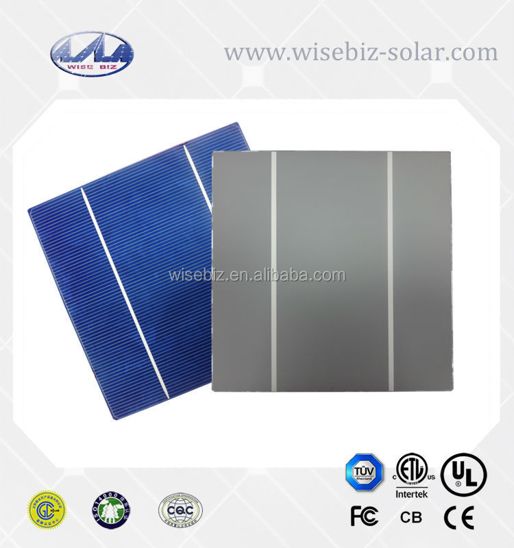 Polycrystalline Silicon Material 156 Solar Cell 3W i Solar Panel