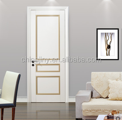 Modern interior hospital wood door made in jiang shan
