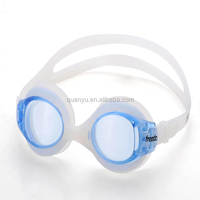 PC lens, silicone material, swimming goggles prescription
