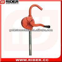 hand crank water pump liquid transfer hand pum drum rotary hand pump