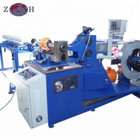80-1500mm Spiral Duct Forming Machine for ventilation purpose