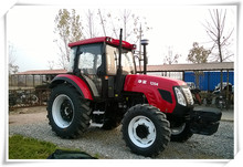 80HP 90HP 100HP 110HP 120HP 4WD Agricultural Farm Wheel Tractors for sale
