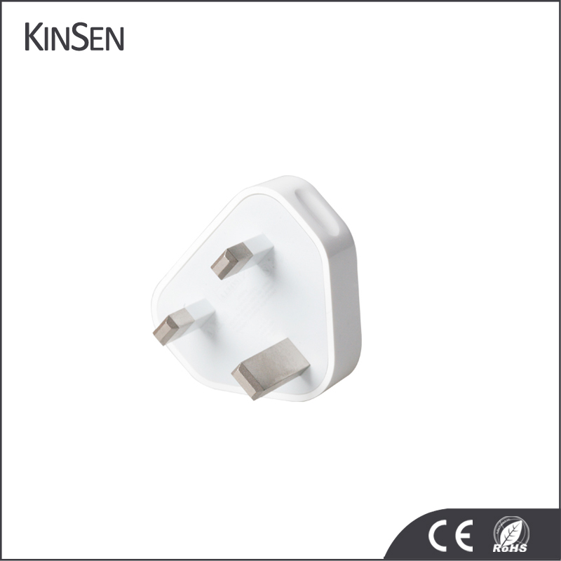 Genuine For Apple iPhone 6S 5 5C 5S iPod UK Plug Main Wall Charger USB Adapter