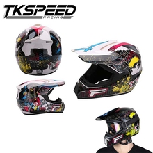 Motorcycle Adult motocross Off Road full face Helmet