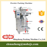 Factory price QS standard JX016-1 Automatic large auger sour cream powder packing machine