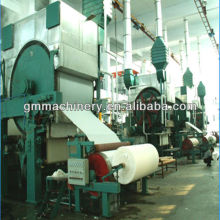 price of rice straw pulp mini toilet paper machine