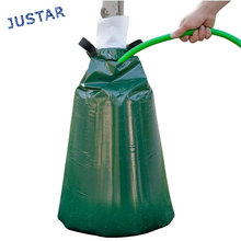 Free Sample Slow-release Watering System 500D PVC UV Resistant Water Bag Reliable Tree Watering Bags