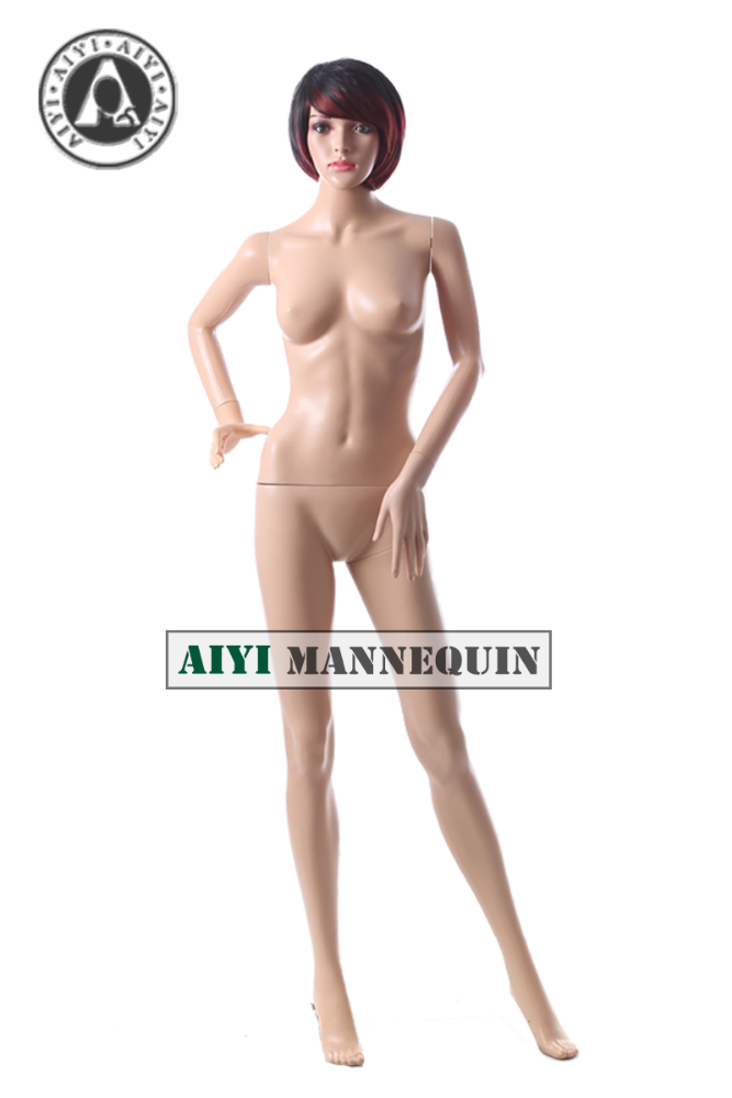 Cheap Cheap Cheap Full Body Plastic Women Mannequins Make-up Head