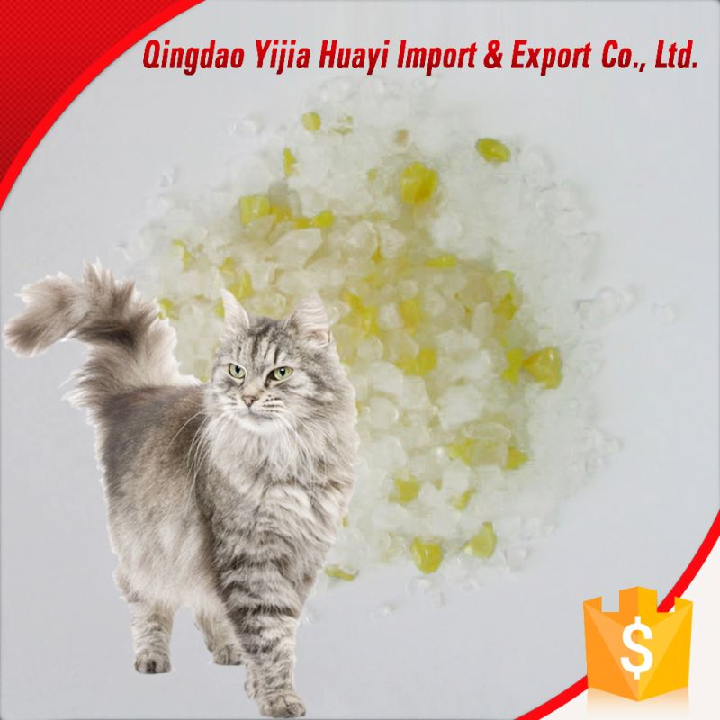 Shandong 1-8mm Highly Hygienic Deodorant Kitty Cat Sand