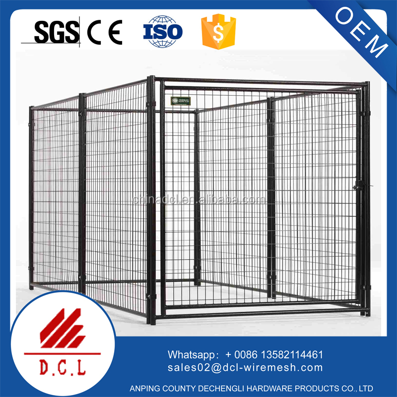 China Alibaba Walk in Dog Kennel Pen Run Outdoor Exercise Cage
