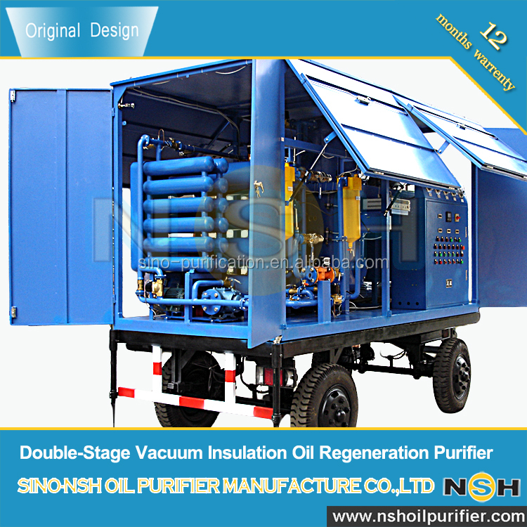 Used transformer oil filter machine, Transformer Oil Purification Machine, Transformer Oil Purifier