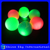 Popular Hot Sale Night Golf Course Led Flashing Golf Ball