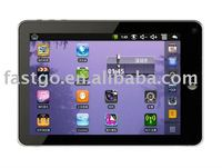 10h standby time, g-sensor, wifi, 3G, hot sales 8 inch tablet pc android 2.2
