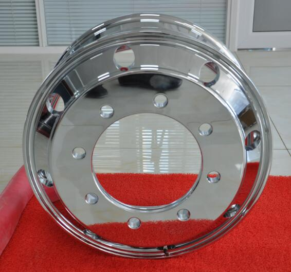 22.5 size truck <strong>alloy</strong> wheel rim from maiker