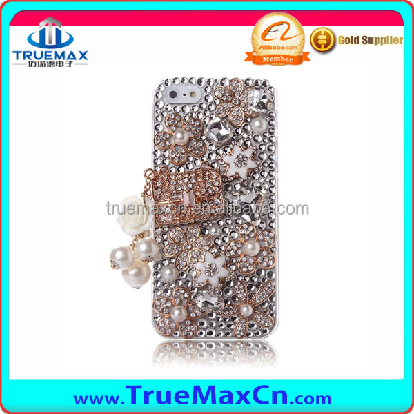 For iPhone 5 Crystal Case