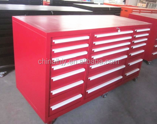 new design rolling tool chest steel working bench / tool box / tool cabinet