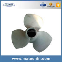 Factory Customized Stainless Steel Precision Casting For Turbine Blade