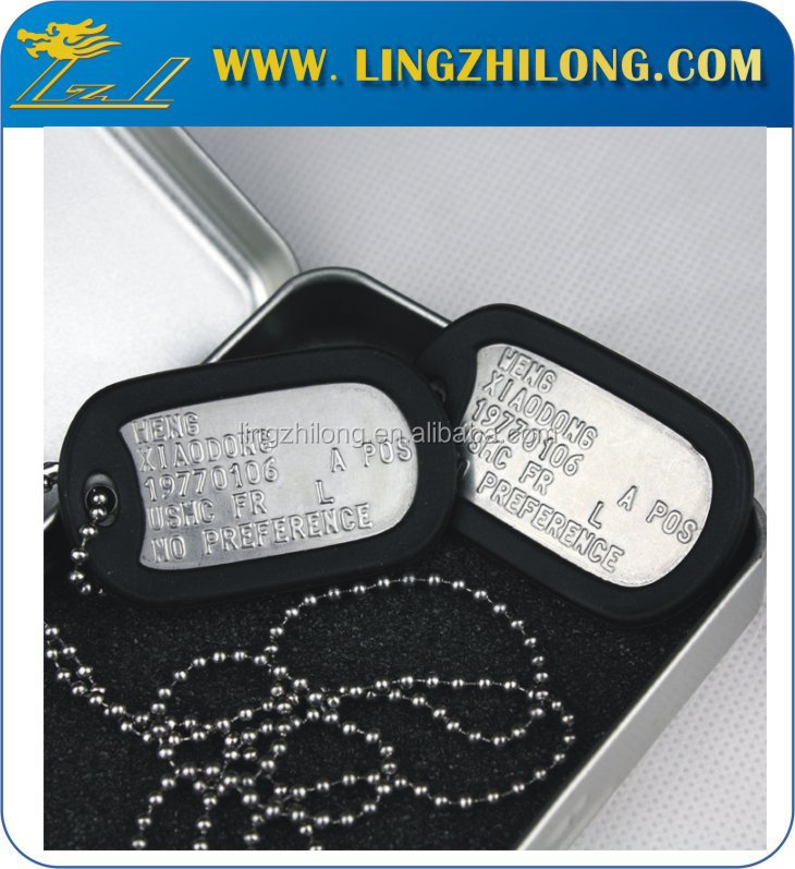 High quality cheap hardware hang polishing dog tags stamping