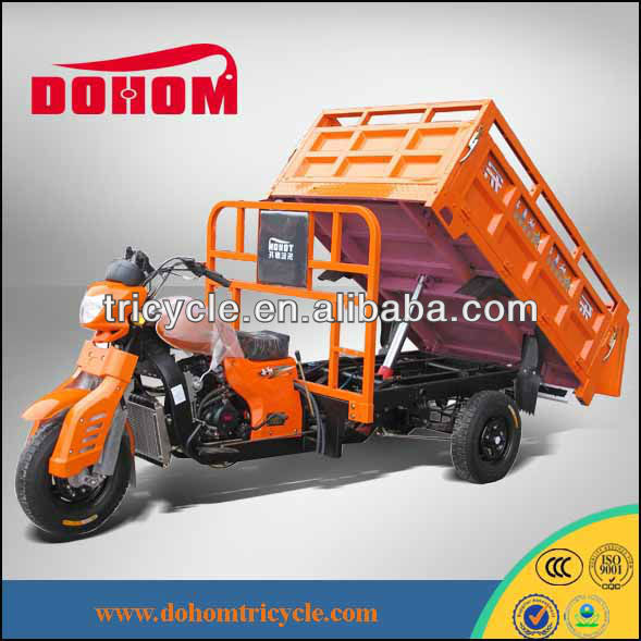 hydraulic cargo 3 wheel motorcycle price good