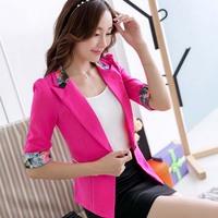 WA6047 2015 Autumn Women Slim small suit jacket wholesale from China