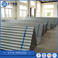 "cadbon steel 1"" pipe S/40 grade b a53 6 meter china biggest manufacturer"