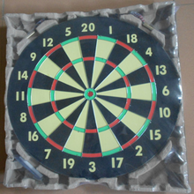 6 inch Paper Dartboard Mini Dart Game