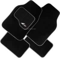 Autop Carpet Pvc Car floor Foot Mat