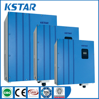 ISO14001 IEC manufacturer on grid system connected 1Kw to 1Mw solar grid tie inverter