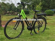 2016 top selling high quality popular style low price lady city electric bike for sale RSEB512