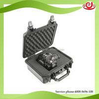 Tricases M2360 custom logo OEM/ODM wholesale injection equipment camera hard plastic storage case