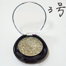 High pigment glitter meis cosmetics eyeshadow factory price