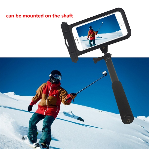 2017 Hot Universal Sport PVC Waterproof camera cover phone Case