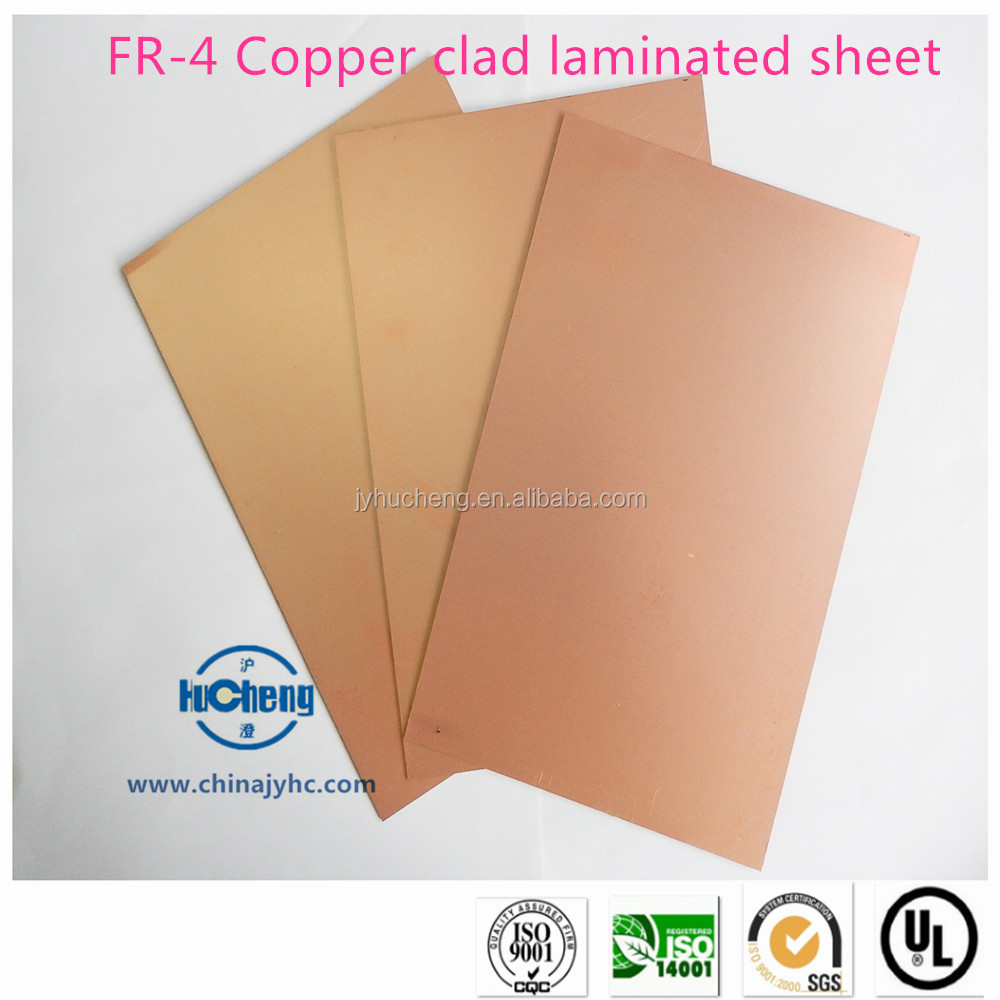 Best quality fr4 double sided pcb raw materials