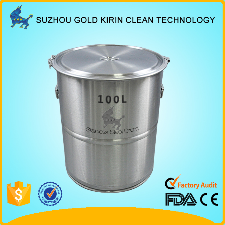 Industrial/Family Stainless Steel Bucket