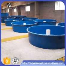 factory wholesale round fish custom color aquaculture tank
