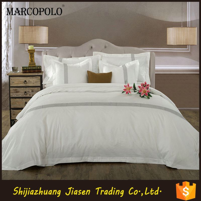 embroidery design comforter luxury modern bed sheet sets