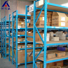 5 Levels Customized Adjustable Metal Shelf System