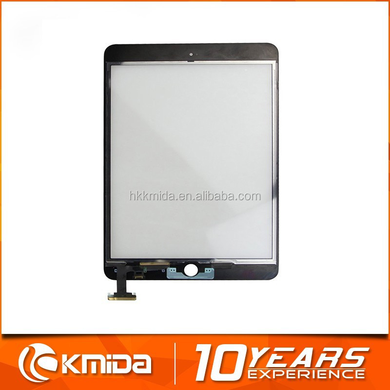 China factory original lcd screen for ipad mini 3 with touch digitizer assembly replacement