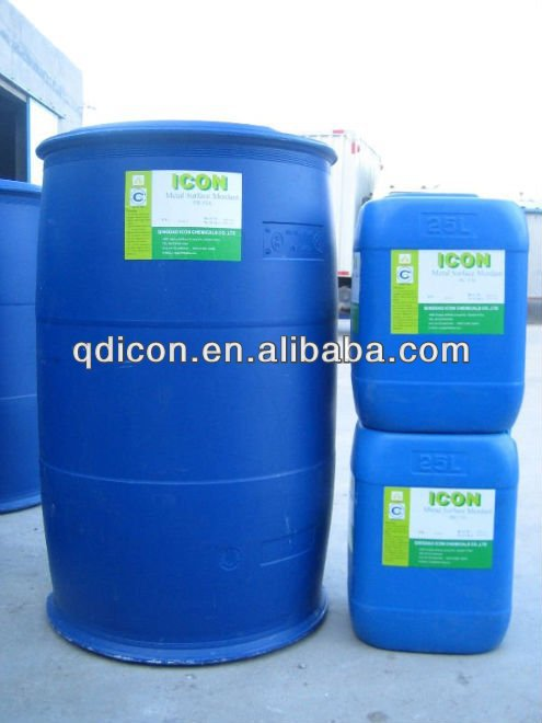Iron phosphate coating , metal finishing chemicals
