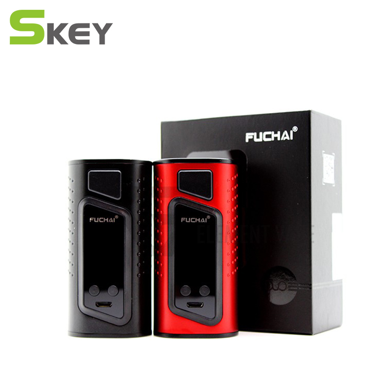 2017 Aliexpress top sellers new products vaping device sigelei fuchai duo-3 duo 3 box mod