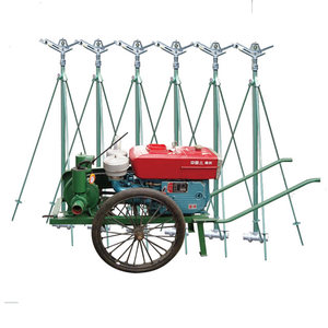 Automatic farm drip watering system/ agriculture irrigation machine