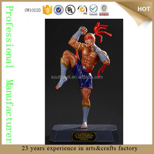wholesale custom pvc league of legends figure lee sin league of legends pvc figure