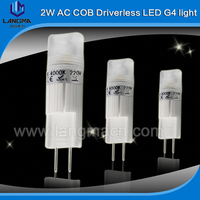 China supplier g4 replacement halogen lamp bulbs g4 led lights