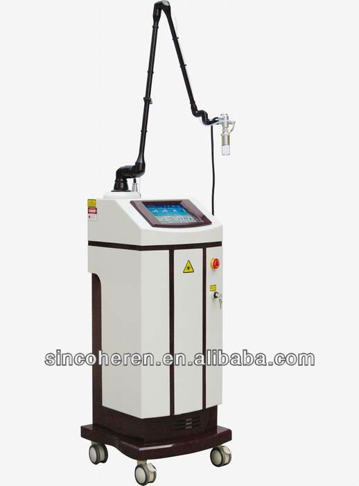 Beijing Fractional Co2 laser Skin Resurfacing laser skin devices therapeutic equipment acne remover skin care medical device