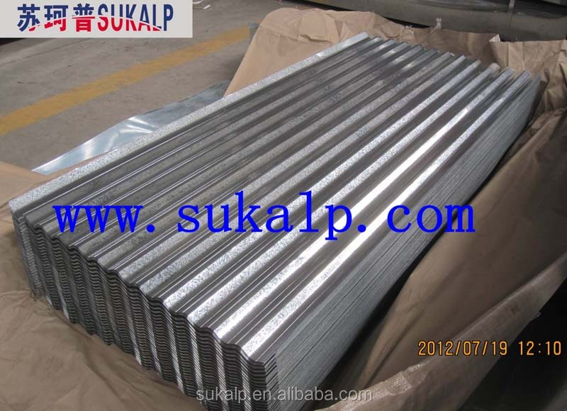 Galvanized Corrugated Roofing Sheet