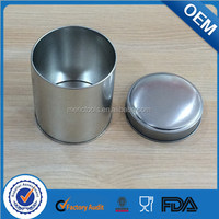 0.6mm Thick High Quality Aluminum Can for Tea Powder Packaging