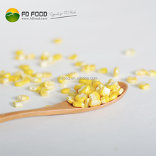Bulk Packaging FD Meals Freeze Dried Vegetable Wholesale Dried Sweet Corn